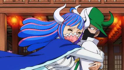 ¿Enemigo o aliado? ¡Luffy y Yamato!