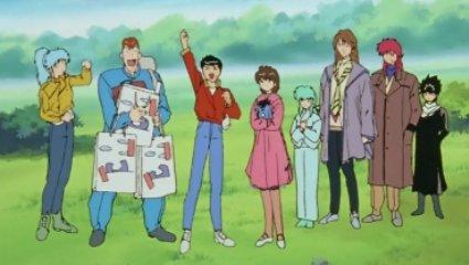 Aparece el equipo Mashotsukai