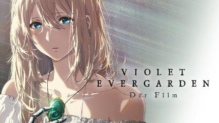 Violet Evergarden Movie Latino
