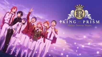 King of Prism: Shiny Seven Stars