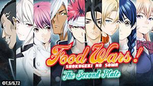 Shokugeki no Souma 2nd Season