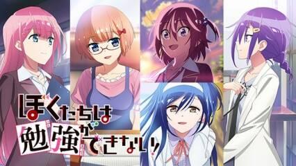 Bokutachi wa Benkyou ga Dekinai 2
