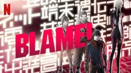 Blame! Movie Latino