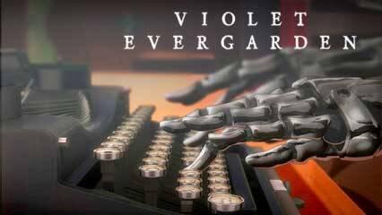 Violet Evergarden Latino