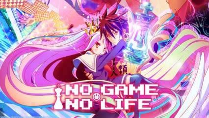 No Game No Life Latino