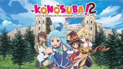 Kono Subarashii Sekai ni Shukufuku wo! 2 Latino