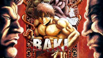 Baki 2nd Season
