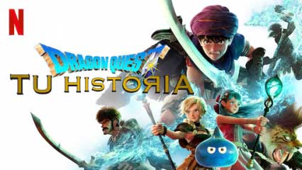 Dragon Quest: Your Story Latino