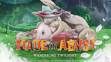 Made in Abyss Movie 2: Hourou Suru Tasogare