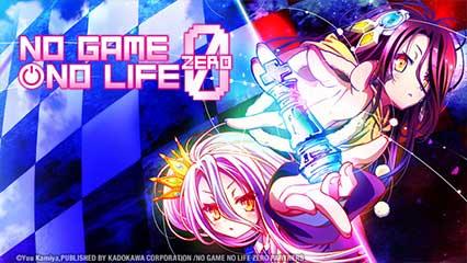 No Game No Life: Zero Latino