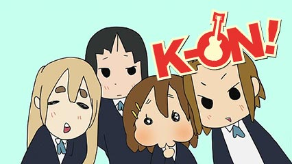 K-On!: Ura-On!
