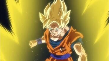 ¡Goku, supera al Super Saiyan God!