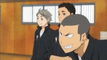 Club de Voleibol de la Preparatoria Karasuno