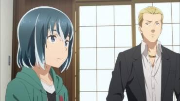 Nitta-san tiene un papá dandi
