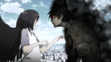 El diablo y el héroe salvan a Sasazuka