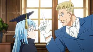 La gloriosa vida de Rimuru como maestro, parte 1