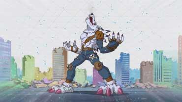 Batalla contra Orochimon en Tokio