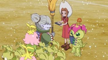 Atacan la escuela Digimon